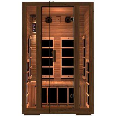 Freedom 2-Person Far Infrared Sauna
