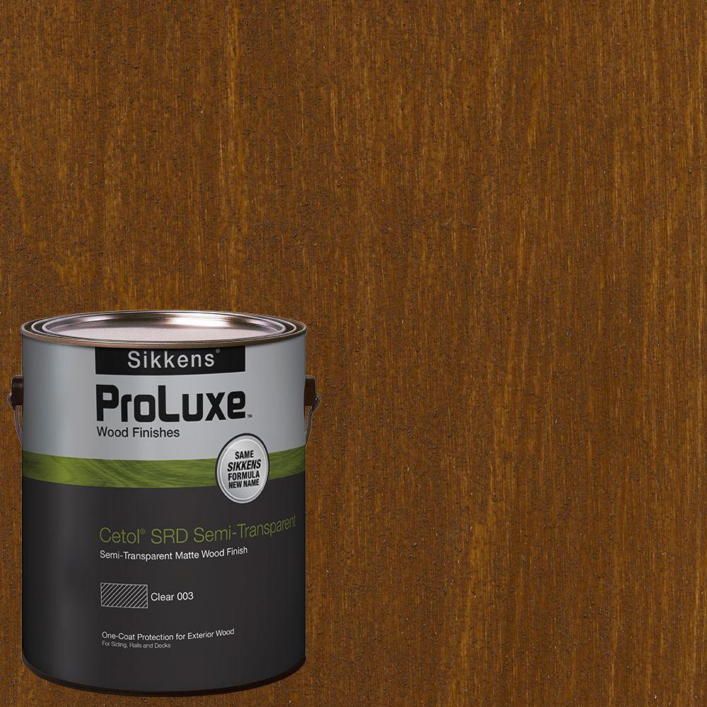 Sikkens Proluxe 1 Gal Hdgsrd St 201 Chestnut Brown Cetol