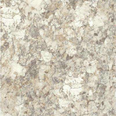 60 in. x 144 in. Laminate Sheet in Spring Carnival with Premium Quarry Finish