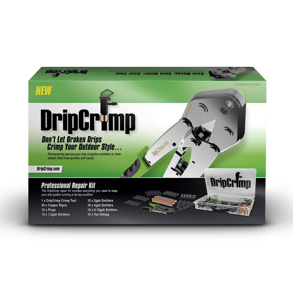 Professional Repair Kit for Drip Irrigation