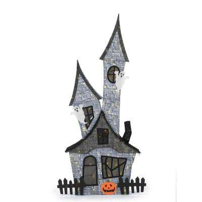 Scary Haunted House Home Accents Holiday Outdoor