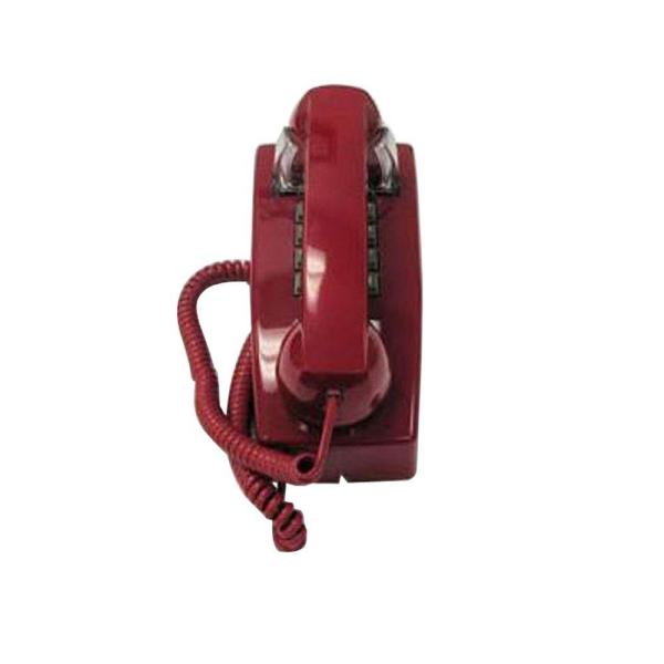 Wall Value Line Corded Telephone - Red