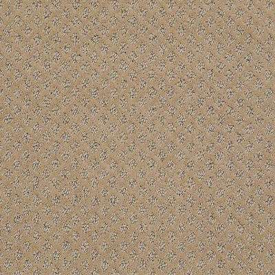 Carpet Sample - Crown - In Color Antelope 8 in. x 8 in.