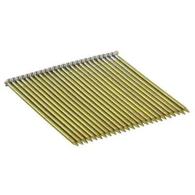 2-1/2 in. x 0.120-Gauge Wire-Weld Galvanized Ring Shank Framing Nails (2,000 per Box)