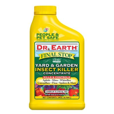 24 oz. Final Stop Concentrate Yard and Garden Insect Killer