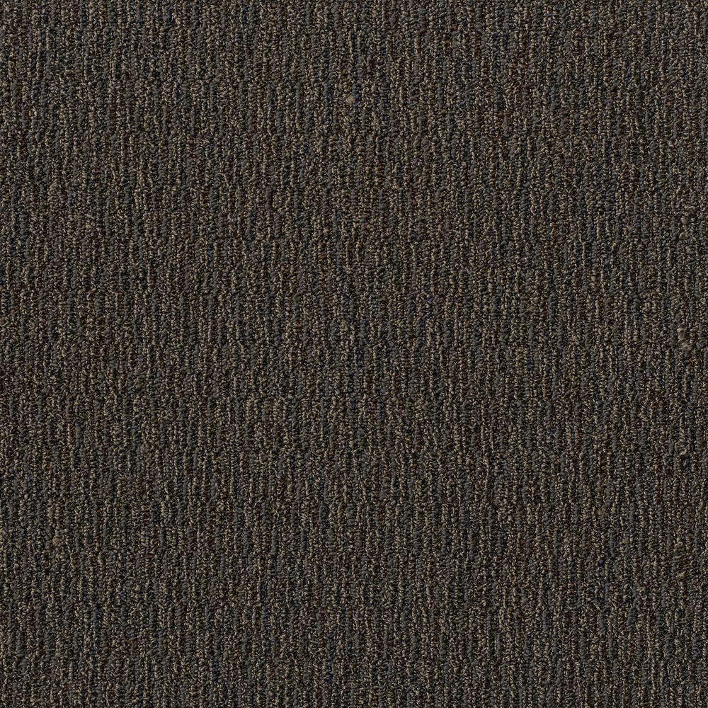 Fabricator Blue 24 in. x 24 in. Modular Carpet Tile Kit (18 Tiles/Case)