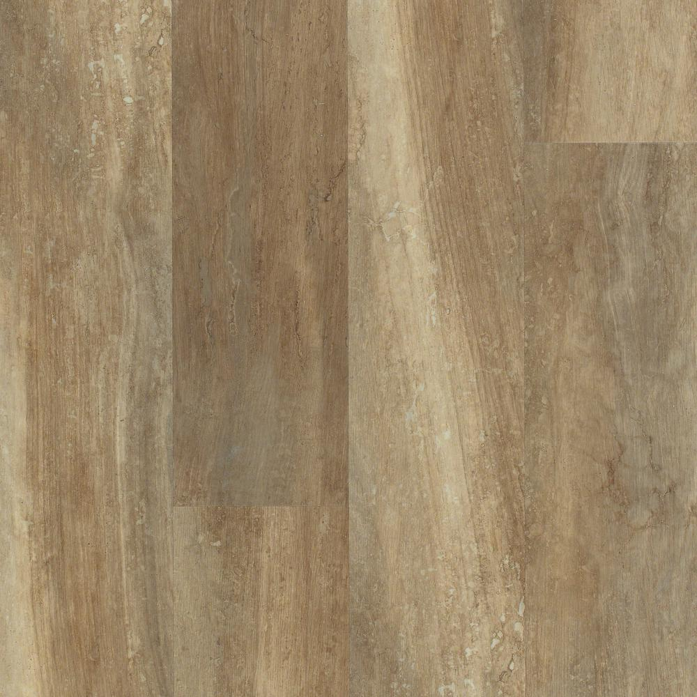 Floorte jefferson 7 in x 48 in alpine resilient vinyl for Floorte flooring
