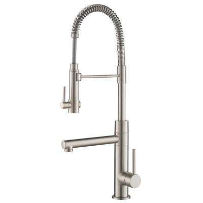 Spot Resistant Best Rated Kitchen Faucets Kitchen The Home Depot