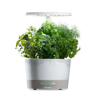 Harvest 360 White Home Garden System