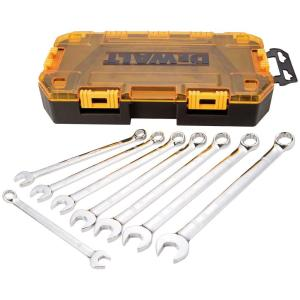Click here to buy Dewalt Metric Combination Wrench Set by DEWALT.