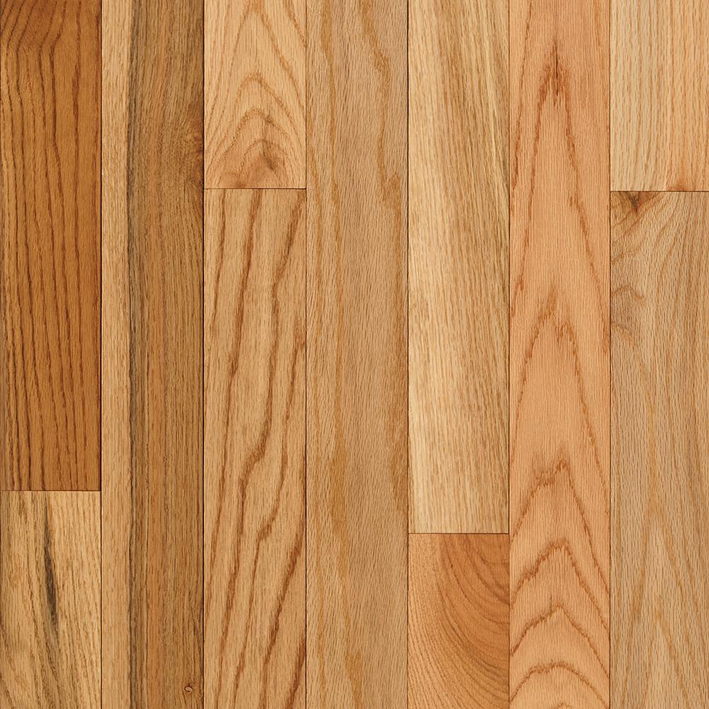 Plano Oak Country Natural 3/4 in. Thick x 3-1/4 in. Wide