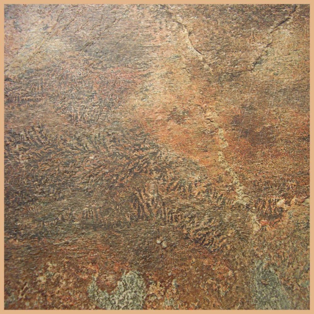 TrafficMASTER Take Home Sample - Ashlar Luxury Vinyl Tile Flooring - 4 in. x 4 in.