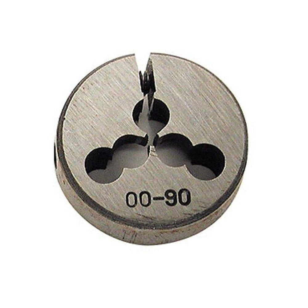 "11//16-16 Thread 2/"" Outside Diameter Adjustable Round Die High Speed Steel"
