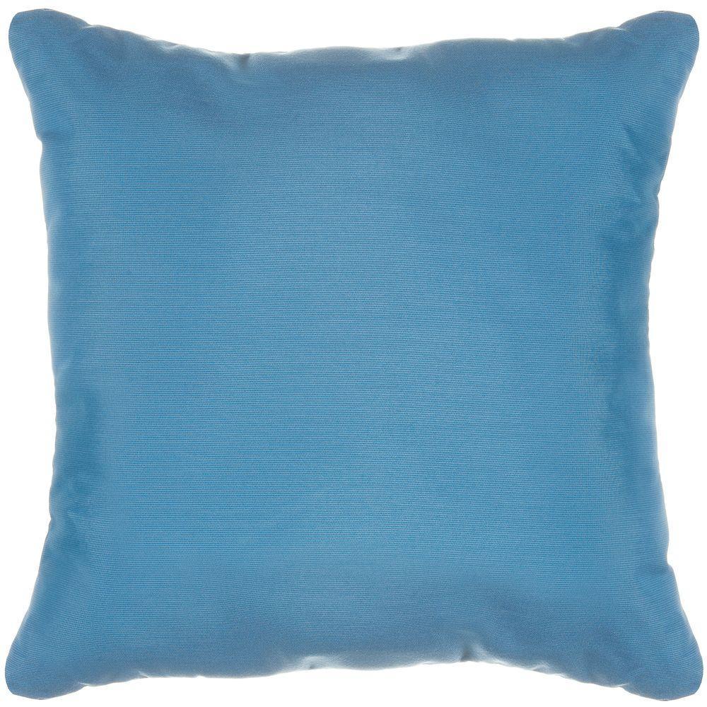 Pawleys Island 24 in. x 24 in. Spectrum Sailor Decorative Outdoor Pillow