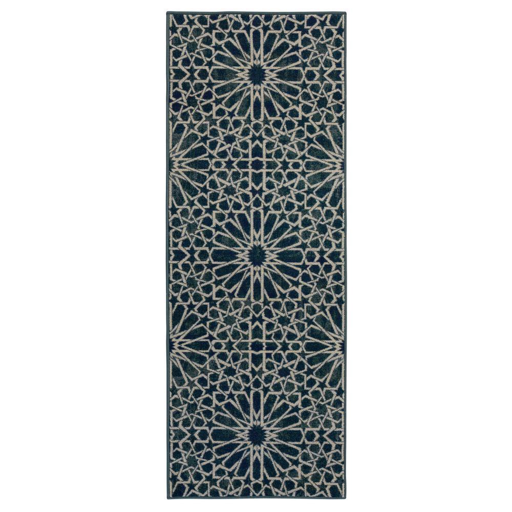 Ottomanson Authentic Collection Contemporary Geometric