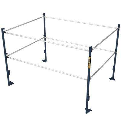 7 ft. x 5 ft. Scaffold Tower Guard Rail System