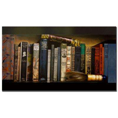 32 in. x 18 in. Antique Store IV by Roderick Stevens Canvas Art