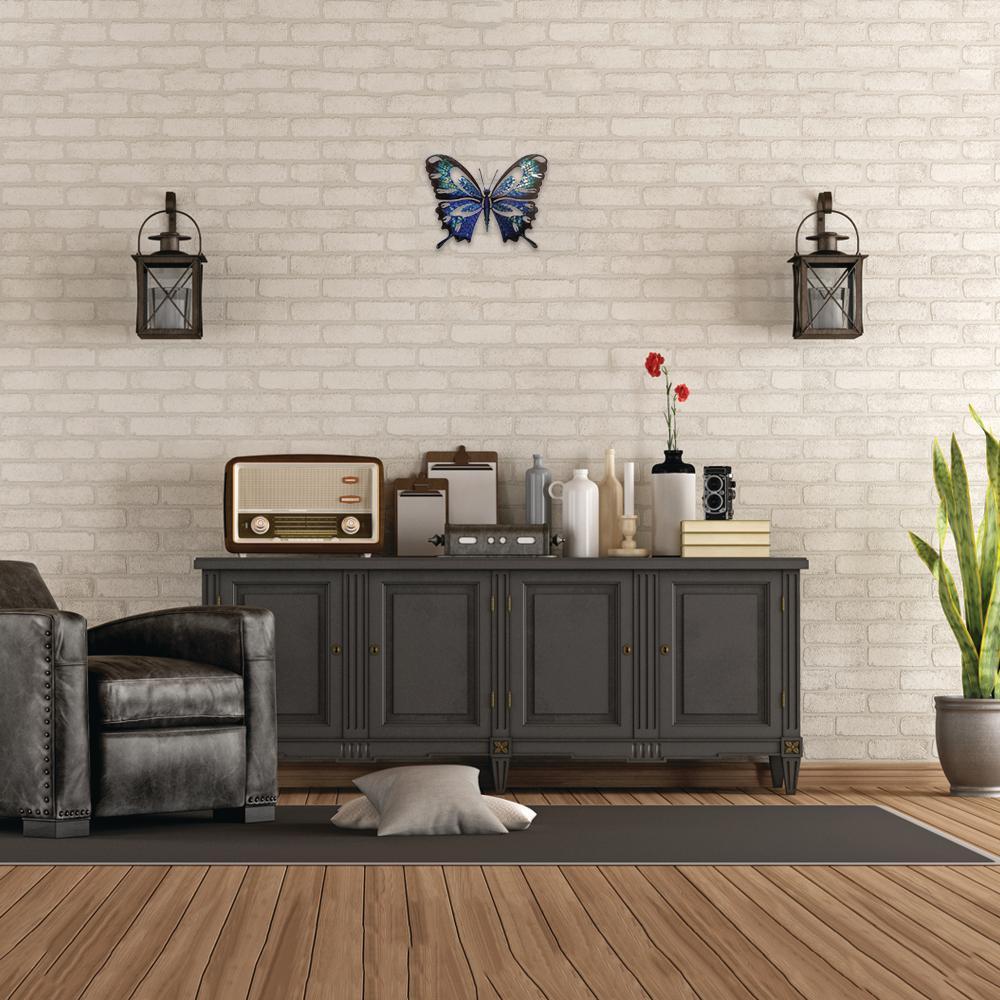 Small Butterfly Metal Wall Art