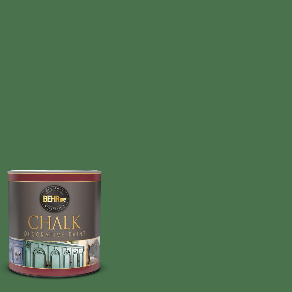 BEHR 1 qt. #BCP21 Green Silk Interior Chalk Decorative Paint