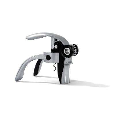 Baltaz Lever Style Corkscrew in Black