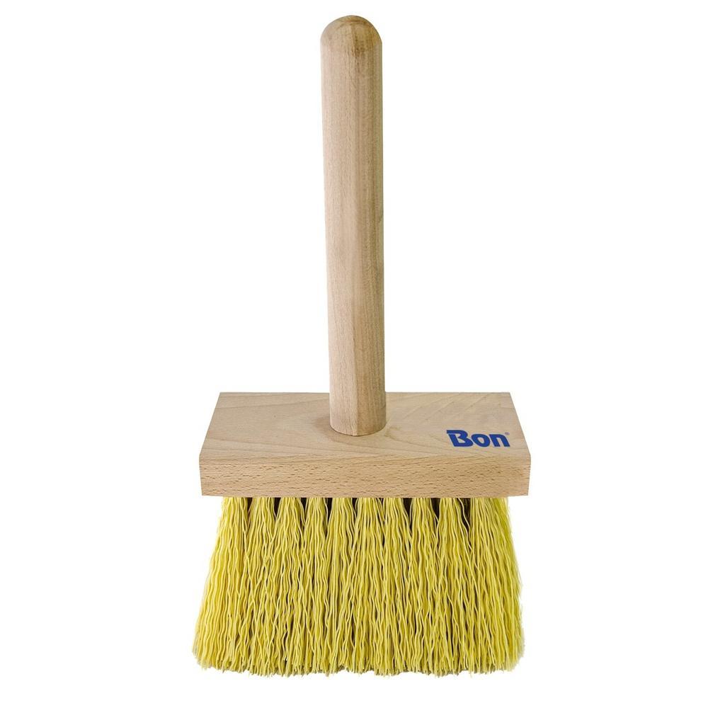 6 in. x 3 in. Stucco Dash Brush