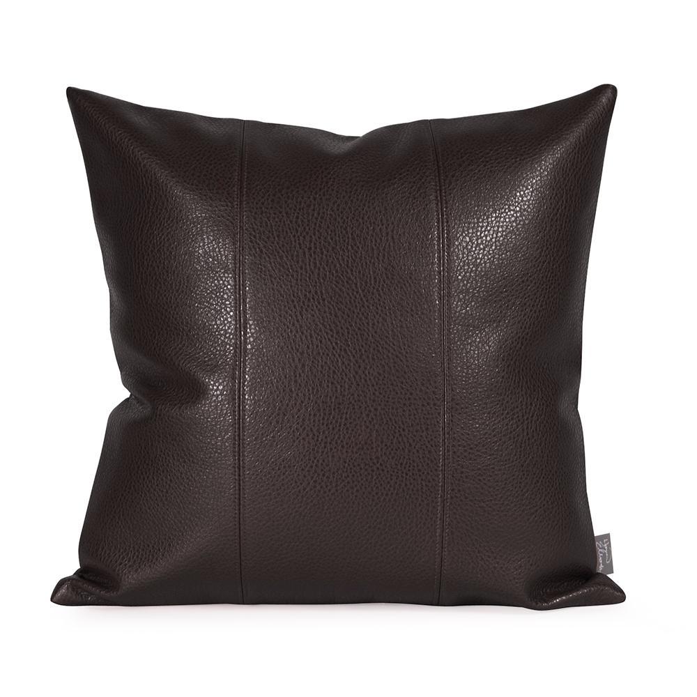 Avanti Black 16 in. x 16 in. Pillow