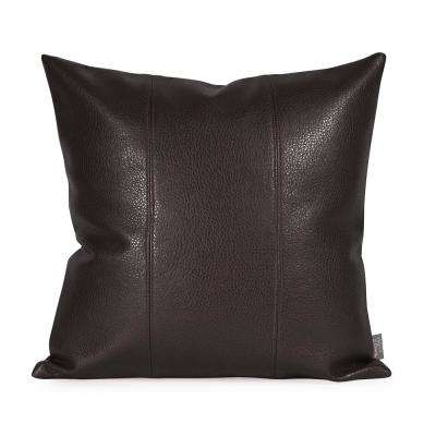 Avanti Black 16 in. x 16 in. Pillow