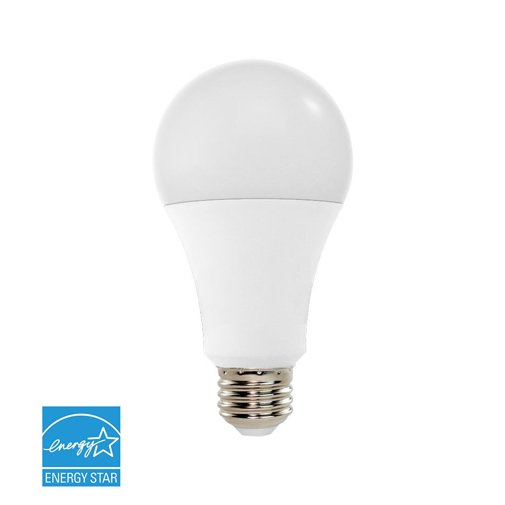 100W Equivalent Soft White 3000K A21 Dimmable LED Light Bulb
