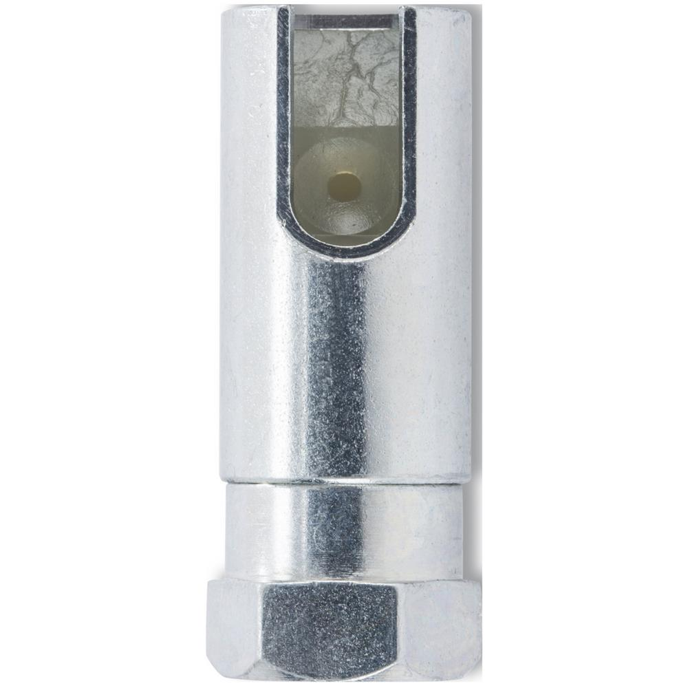 Lumax Right Angled Grease Coupler