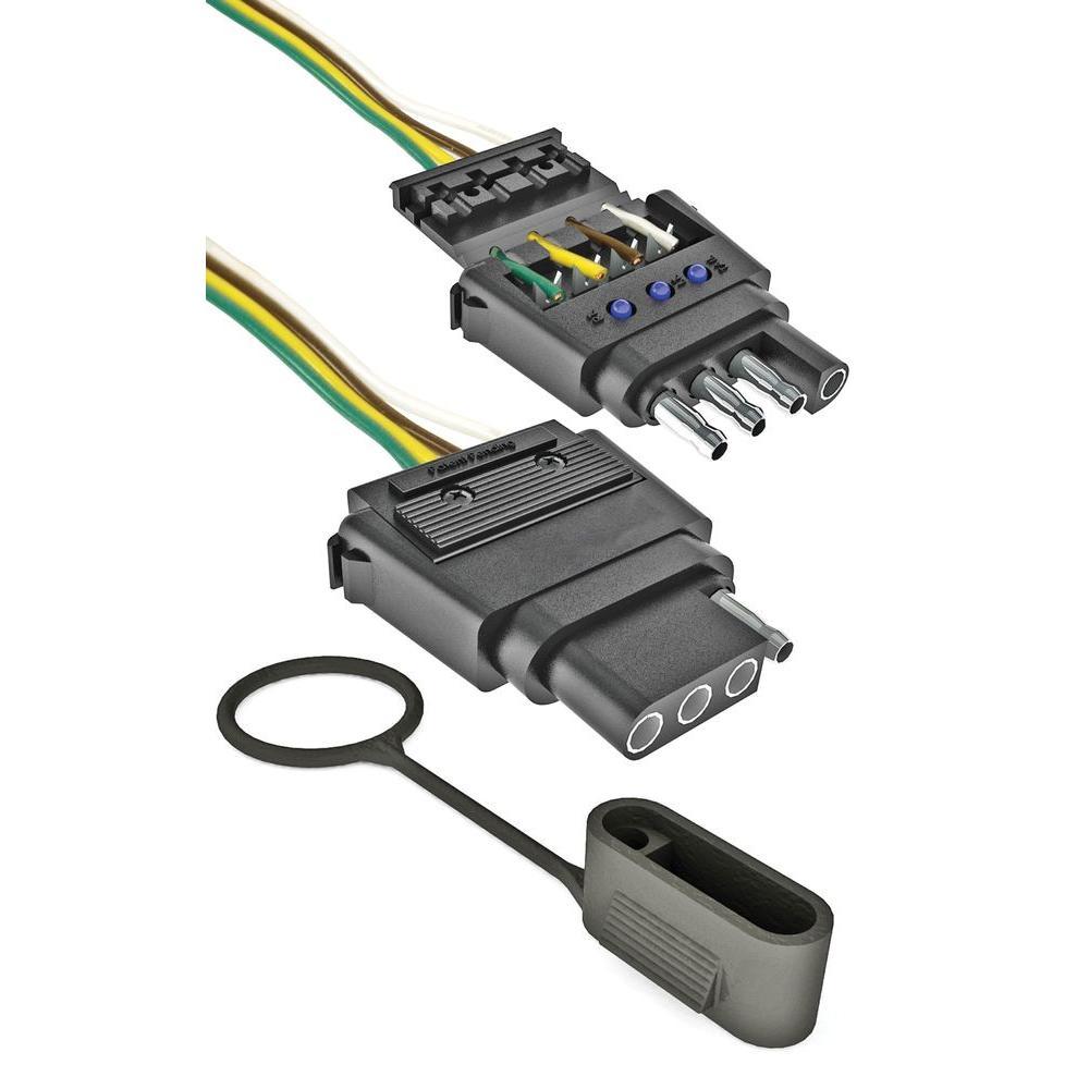 4-Wire Flat Insta-Plug Kit