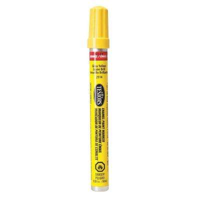 Gloss Yellow Enamel Paint Marker (6-Pack)