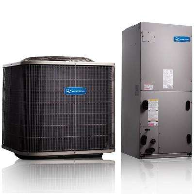 3.5 Ton 42,000 BTU 14 SEER R410A Split System Central Air Conditioning System
