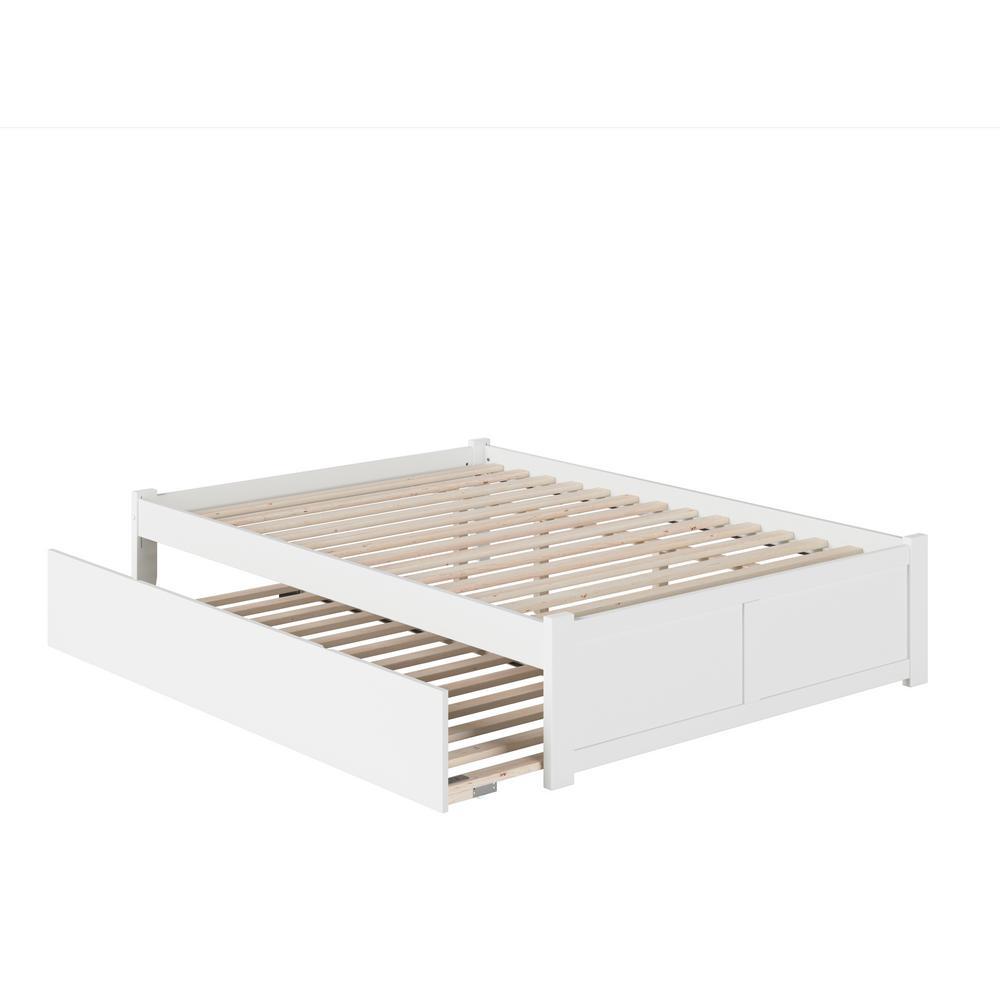 Atlantic Furniture Concord White Full