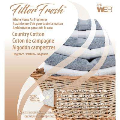 Filter Fresh Country Cotton Whole Home Air Freshener