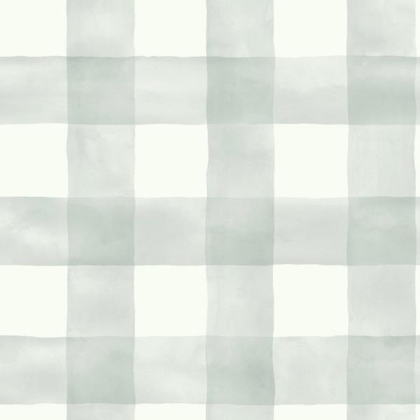Buffalo Check Paper Strippable Roll Wallpaper (Covers 56 sq. ft.)