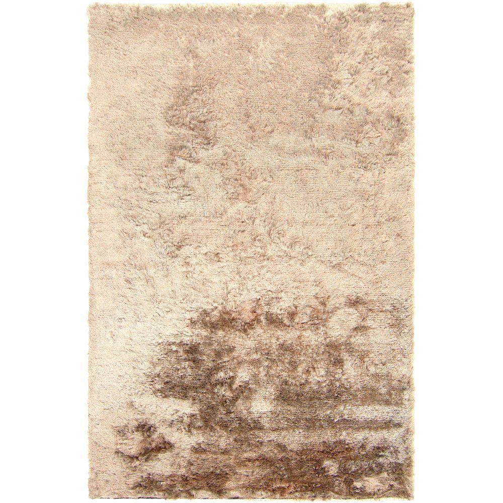 Vinica Beige 3 ft. 6 in. x 5 ft. 6 in.