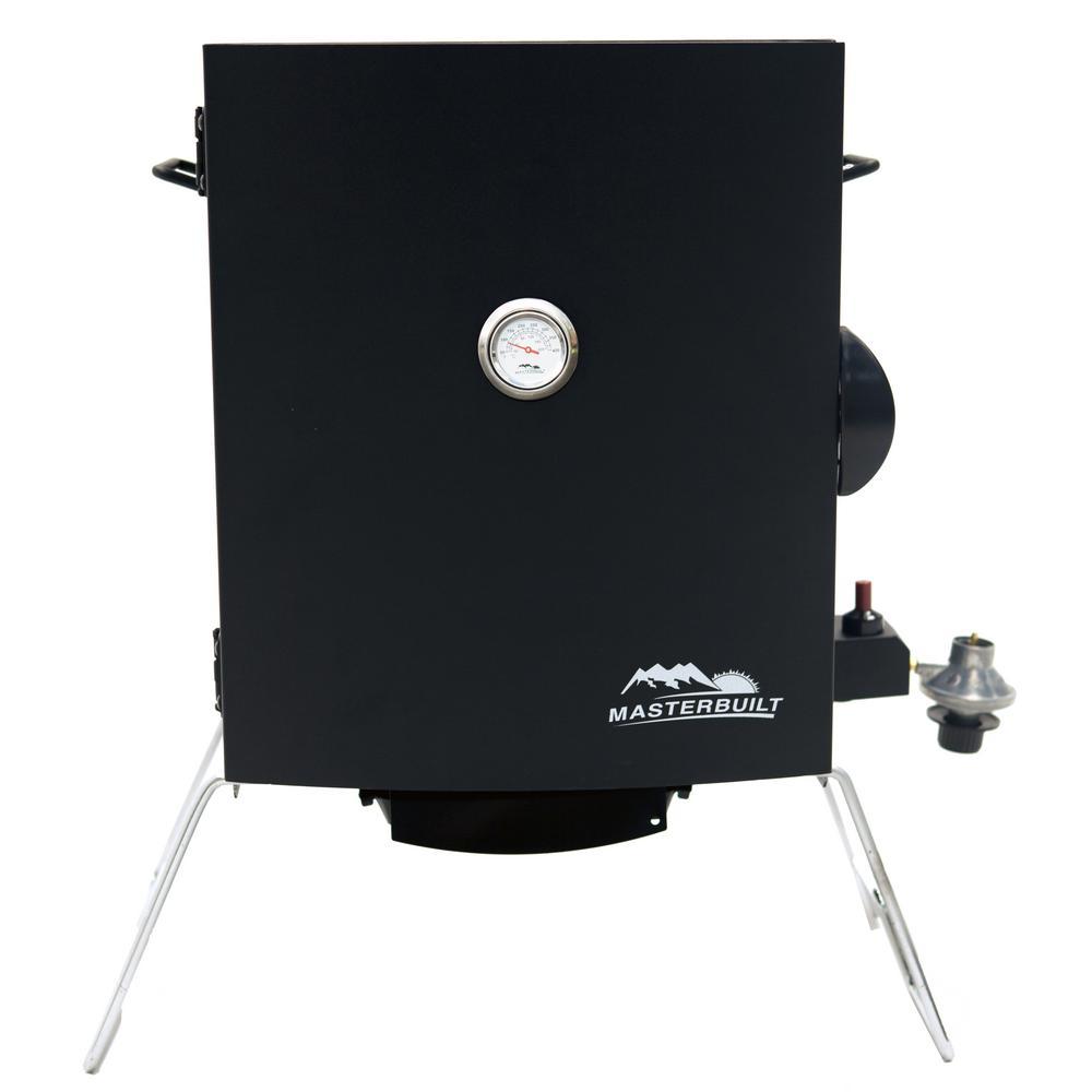 Portable Propane Smoker