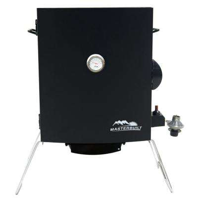 Portable Propane Smoker
