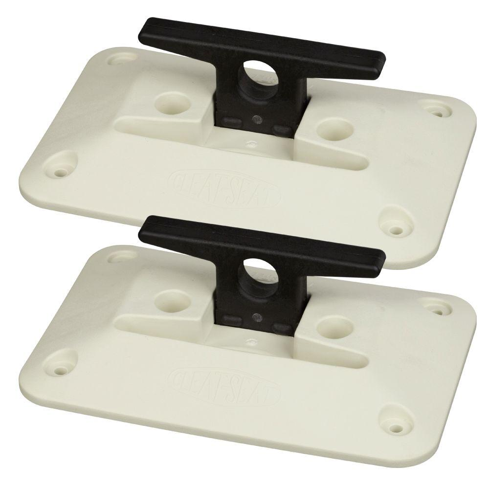 Tommy Docks Folding Dock Cleat (2-Pack)