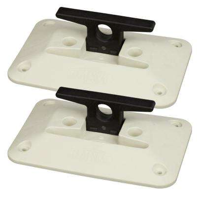 Folding Dock Cleat (2-Pack)
