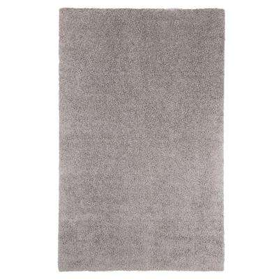 Shag Platinum 8 ft. x 10 ft. Indoor/Outdoor Area Rug