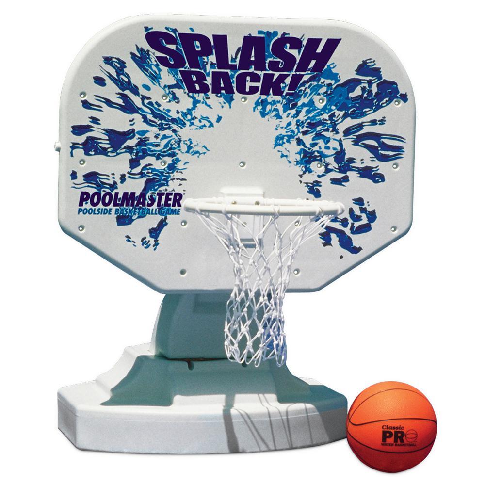 Poolmaster Splashback Poolside Basketball Game by Poolmaster