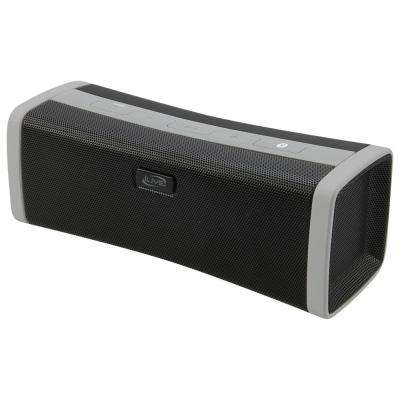 Portable Bluetooth Speaker with Rechargeable Battery, Black