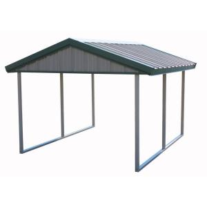 Pws Premium Canopy 10 Ft X 12 Ft Light Stone And Patina