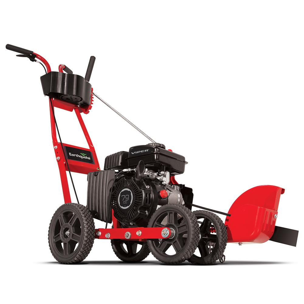 Earthquake Edger With 79cc 4 Cycle Viper Engine 23275 The Home Depot