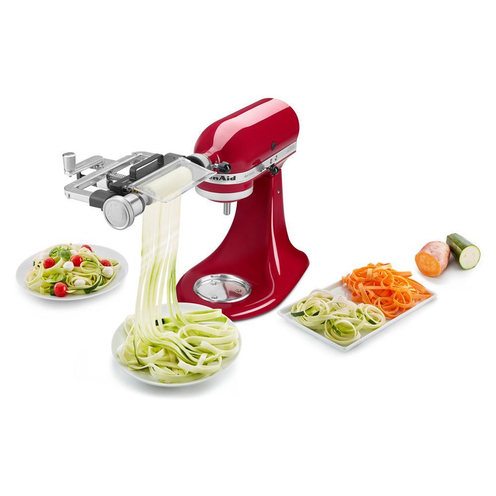 Noodle Blade Accessory Bundle for KitchenAid Stand Mixer