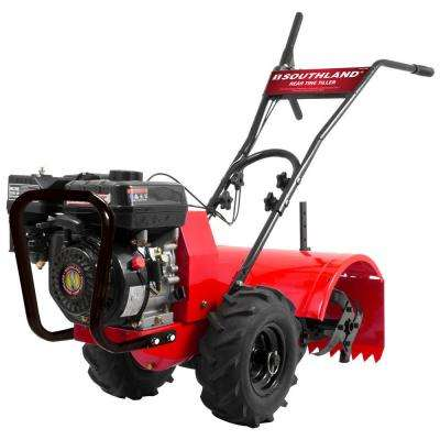 18 in. 196cc Gas 4-Cycle Rear-Tine Tiller