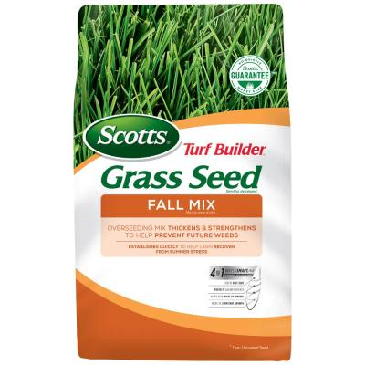 Turf Builder 15 lbs. Grass Seed Fall Mix