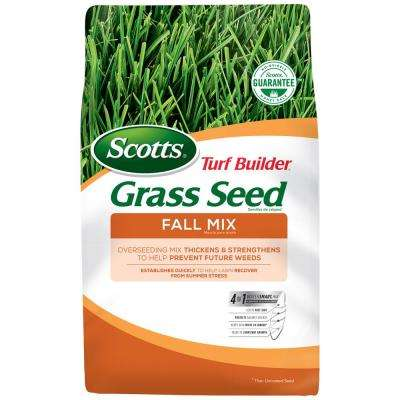 15 lb. Turf Builder Grass Seed Fall Mix