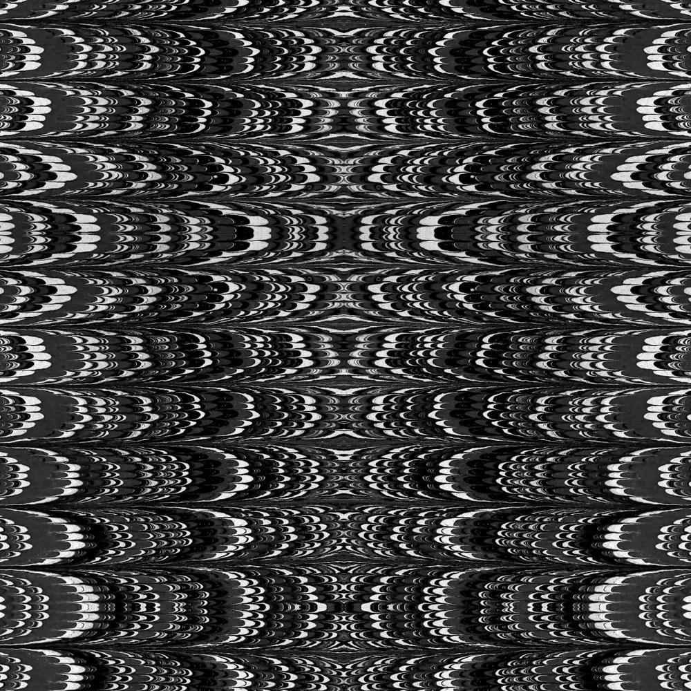 Mitchell Black ABRA Collection Matrix Premium Matte Wallpaper